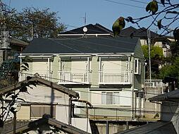 カサフローラ三山[2階]の外観