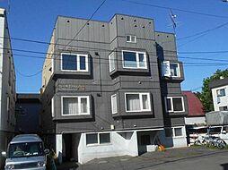 サンテラス東札幌[1階]の外観