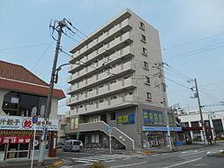 ステーションフロント八幡宿[402号室]の外観