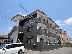 静岡県磐田市国府台の賃貸マンションの外観