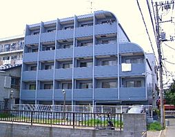 神奈川県横浜市鶴見区生麦3の賃貸マンションの外観