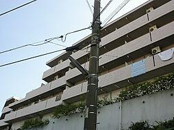 神奈川県横浜市磯子区中原4丁目の賃貸マンションの外観