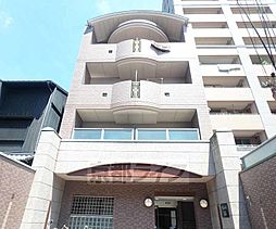京都府京都市下京区徳屋町の賃貸マンションの外観