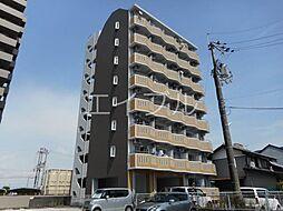 スカイプラザ新田[6階]の外観