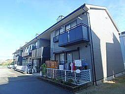 兵庫県加古川市平岡町高畑の賃貸アパートの外観