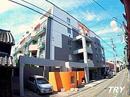 ヴィンテージハウス大和高田[3階]の外観