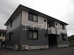 ファミール舟戸D棟[2階]の外観
