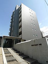 SAN-EAST中原[5階]の外観