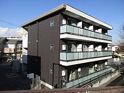 埼玉県さいたま市南区辻5丁目の賃貸アパートの外観