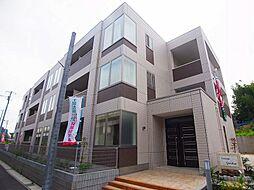 千葉県流山市思井の賃貸マンションの外観