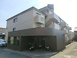 香珠マンション[1階]の外観