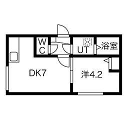 琴似駅 3.9万円
