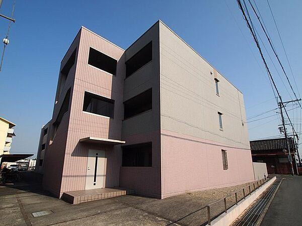 シュテレ70[1階]の外観