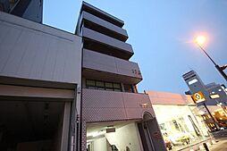 広島県広島市西区三篠町の賃貸マンションの外観