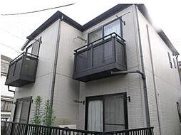 神奈川県横浜市港南区上大岡東2の賃貸アパートの外観