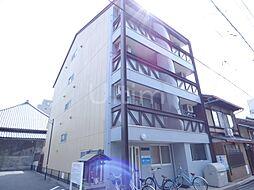 コスモハイツ千本[4階]の外観