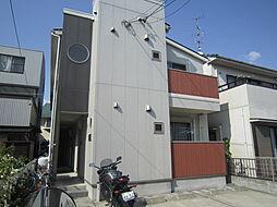 クレフラスト静岡大南[1階]の外観