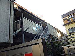 東京都葛飾区細田5の賃貸アパートの外観