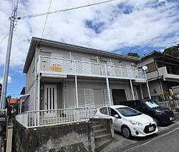 田寺東テラスハウス(南)[1号室]の外観