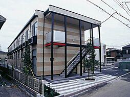シェル ガーデンII[2階]の外観