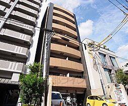 京都府京都市中京区滕屋町の賃貸マンションの外観