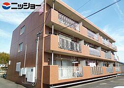 ブランメゾン赤坂[3階]の外観