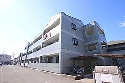 フォレストハイムD[3階]の外観