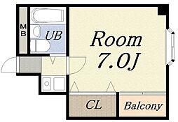 Lilac Part II[4階]の間取り