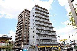 千葉県柏市あけぼの4の賃貸マンションの外観