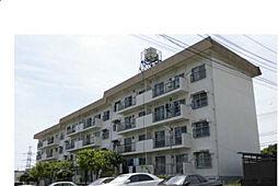 名瀬マンション[4階]の外観