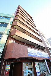 広島県広島市中区宝町の賃貸マンションの外観