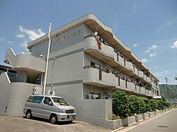 プランドール山本[1階]の外観
