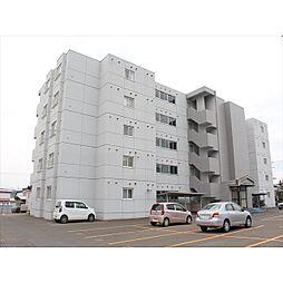 北海道北見市幸町3丁目の賃貸マンションの外観
