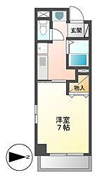 GP栄本町通り[6階]の間取り