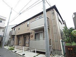 神奈川県相模原市南区上鶴間本町4丁目の賃貸アパートの外観