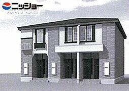リバーサイドIV[1階]の外観