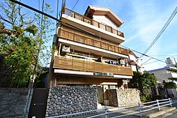 兵庫県神戸市東灘区御影中町8丁目の賃貸アパートの外観
