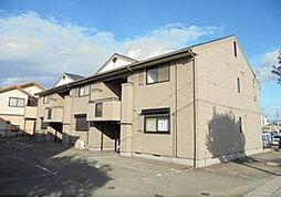 兵庫県姫路市飯田1の賃貸アパートの外観