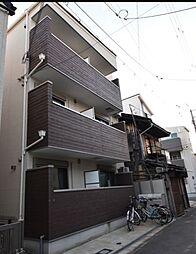 大阪府大阪市生野区小路2丁目の賃貸アパートの外観