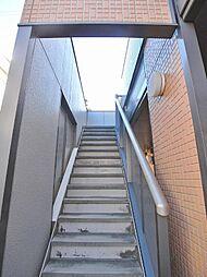 アトランティス[2階]の外観
