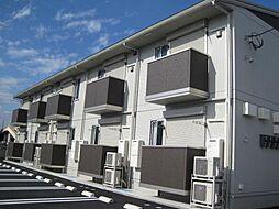 サンマリンVIII[2階]の外観