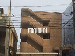 愛知県名古屋市中村区岩塚本通2丁目の賃貸マンションの外観