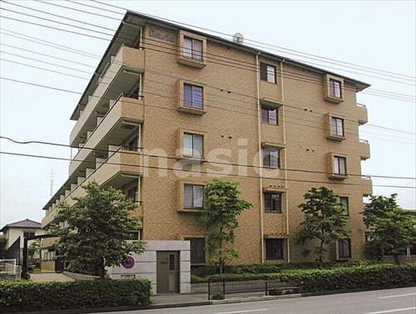 アヴニール七番館 5階の賃貸【東京都 / 小平市】