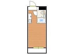 メゾン・ド・エムロード[2階]の間取り