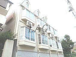 TCRE初台B棟[1階]の外観