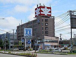 アクティブプラザ上野幌[5階]の外観