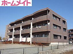 ソレイユ8[3階]の外観