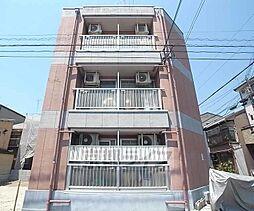 京都府京都市中京区西ノ京笠殿町の賃貸マンションの外観