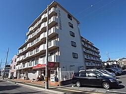 兵庫県明石市小久保5丁目の賃貸マンションの外観