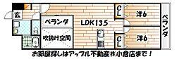 KSKコアプレイス門司港II[3階]の間取り